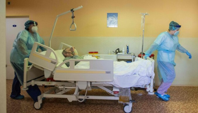 Суточный прирост новых случаев Covid-19 в Литве — 460, в Эстонии — 1484