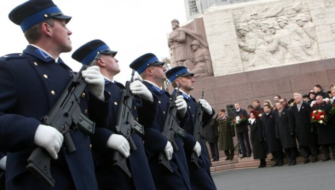 Ректор Национальной академии обороны: нет причин делать 11 Ноября выходным днем