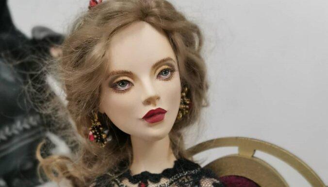 21 января в Музее моды откроется выставка авторских кукол