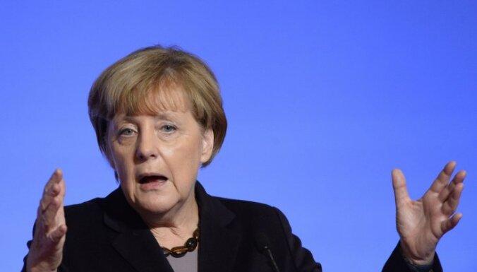Меркель назвала ситуацию в ЕС критической