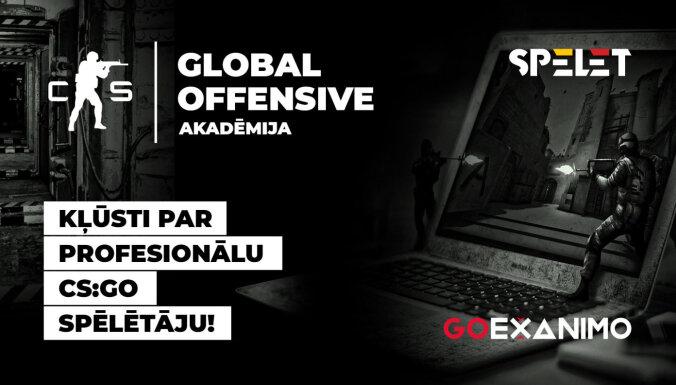 Rīgā norisināsies CS:GO turnīrs, kura uzvarētāji kļūs par profesionālu esporta komandu