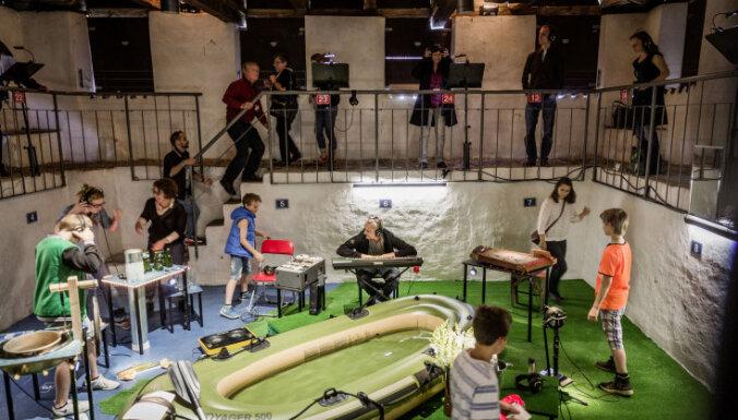 Festivāla 'Homo Novus' rudens cēlienā – skatītāju līdzdalība un darbnīcas