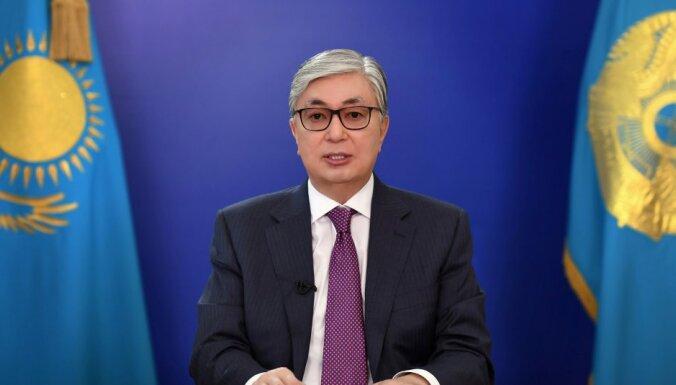 Новый глава Казахстана объявил внеочередные президентские выборы