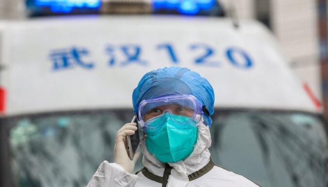 От коронавируса в Китае скончались еще 26 человек