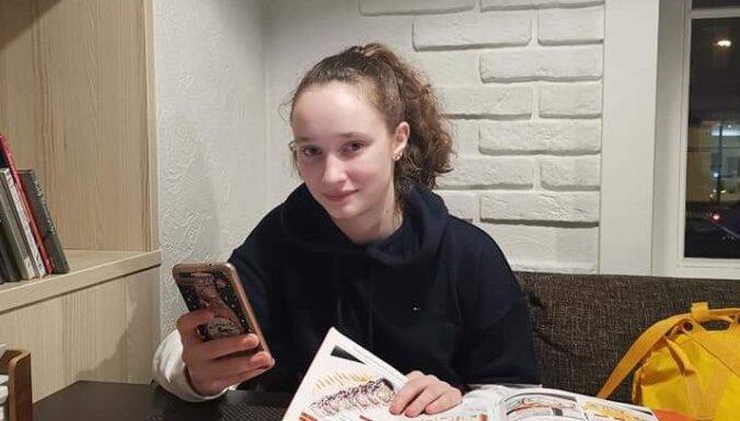 Policija lūdz palīdzēt atrast Rīgā bez vēsts pazudušu meiteni