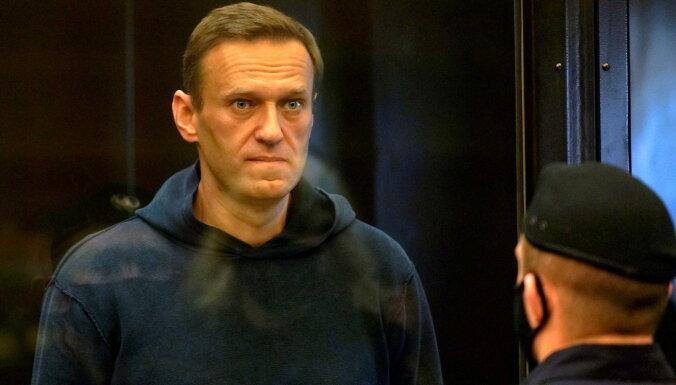 ФСИН попросила заменить Навальному условный срок на 3,5 года колонии