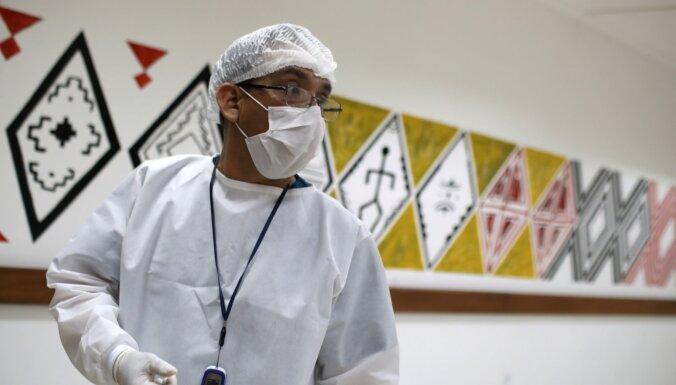 Brazīlija grib iegādāties 30 miljonus Covid-19 vakcīnu no Krievijas un Indijas