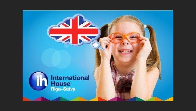 IH Riga-Satva – британское качество обучения языкам для детей с трёх лет в Риге и Юрмале