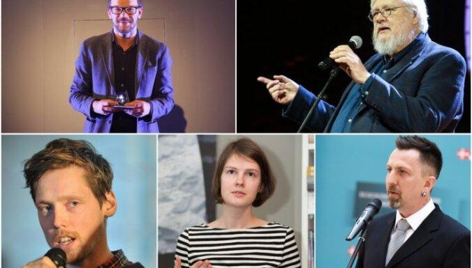 Rakstnieki Kronbergs, Briede, Zeļģis, Joņevs un Ernštreits pārstāvēs Latviju Lielbritānijā un ASV