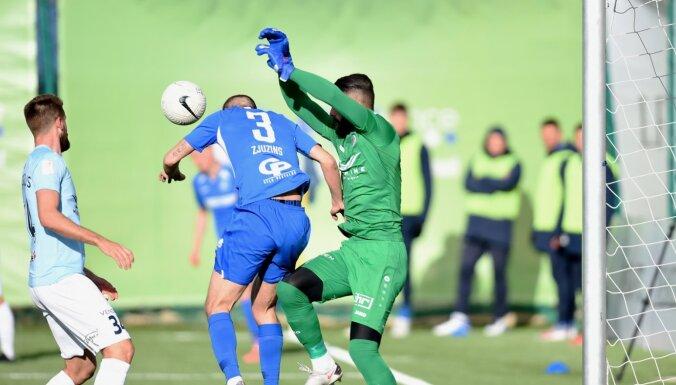 Piecas Latvijas futbola komandas saņem licences dalībai Eirokausos