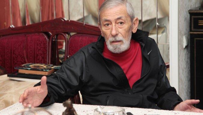 Вахтанг Кикабидзе опроверг сообщения о госпитализации