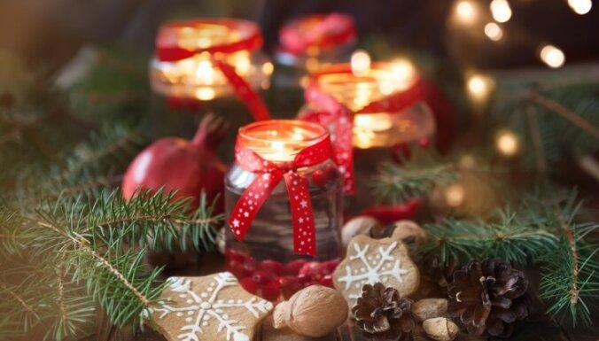 Христиане празднуют Первый день Рождества