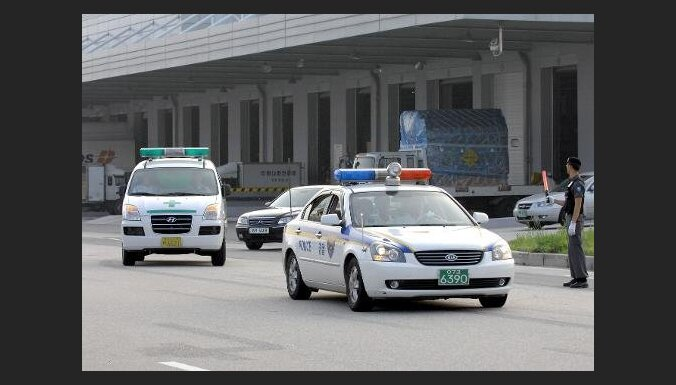 Обрушение здания в Южной Корее: погибли восемь человек (+фото)
