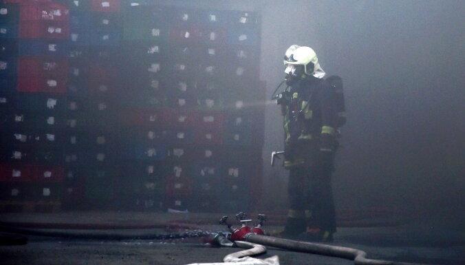 Дело о поджоге магазина направили в прокуратуру: подозреваемые под арестом