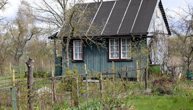 Atvieglos mazdārziņu iznomāšanu Rīgā