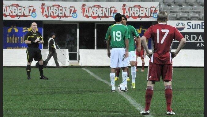 Latvijas un Bolīvijas futbola spēles skandāla ietvaros Ungārijā arestēti septiņi cilvēki