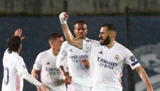 """Лига чемпионов: """"Реал"""" спасся в Мадриде, но преимущество у """"Челси"""""""
