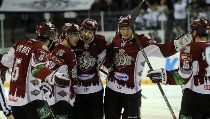 Rīgas 'Dinamo' savā laukumā aizvadīs ceturto maču pret 'Torpedo'