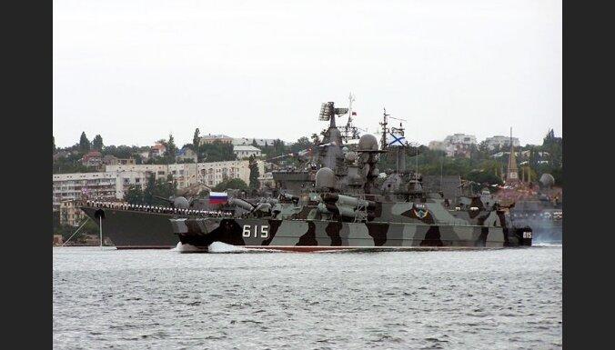 Российский флот слабее американского в 20-30 раз