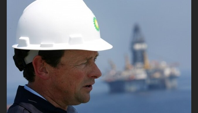 BP: virspusē nafta vairs neizplūst