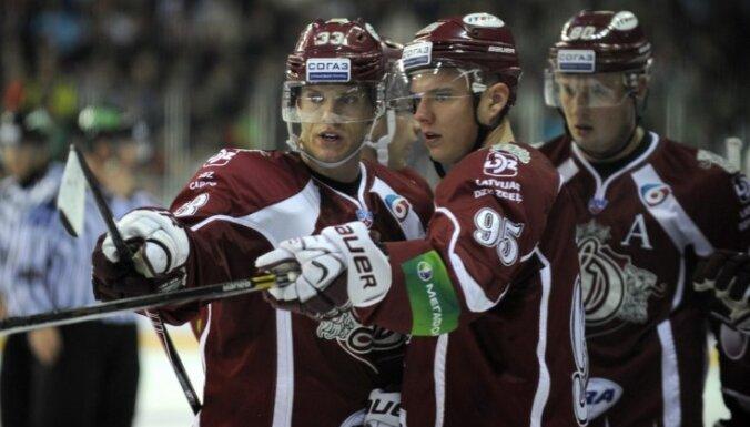 Rīgas 'Dinamo' uzsāk izbraukuma cīņas ar spēli pret 'Slovan'