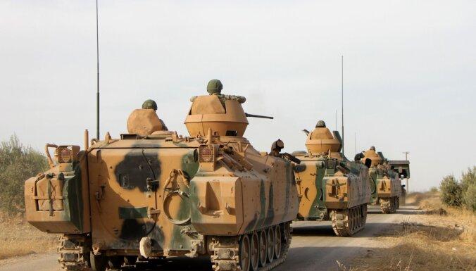 Latvijai ir jāņem vērā ASV noteiktās sankcijas pret Turciju, uzsver Ārlietu ministrija