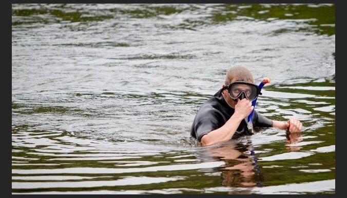 В выходные в водоемах Латвии утонули три человека