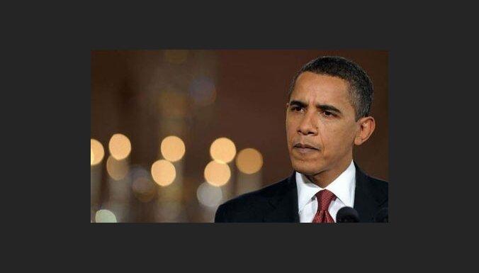 Рейтинг Обамы падает рекордными темпами
