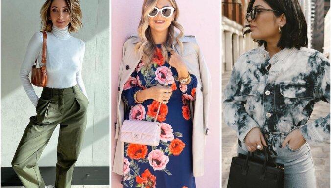 Как одеваться в мае: идеи стильных комбинаций на каждый день месяца