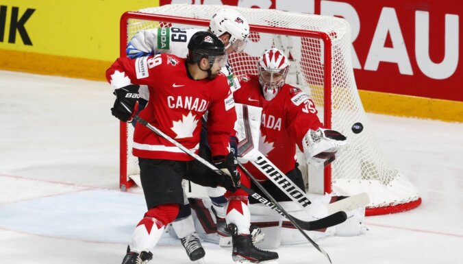 Известны полуфинальные пары рижского чемпионата мира по хоккею