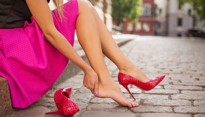 ФОТО. Красиво и комфортно: удобные женские туфли на каблуке