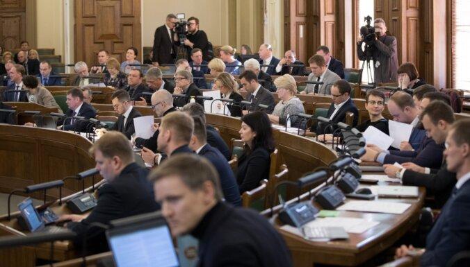 Парламент принял законопроект об управлении распространением инфекции Covid-19