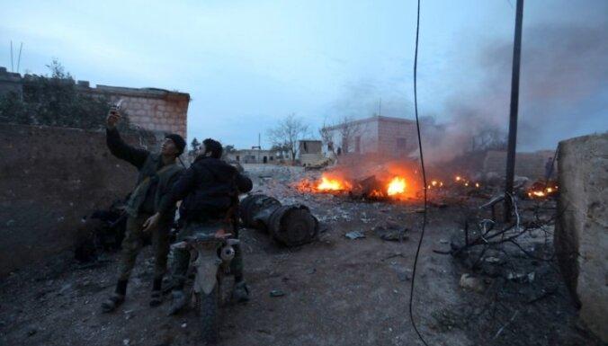 HTS uzņemas atbildību par 'Su-25' notriekšanu ar Krievijā ražoto '9K38 Igla'