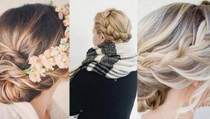 Labvēlīgās dienas matu griešanai februārī un frizūru idejas romantiskiem randiņiem