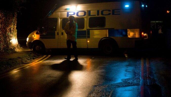 В Великобритании задержан гражданин Латвии, разыскиваемый за убийство