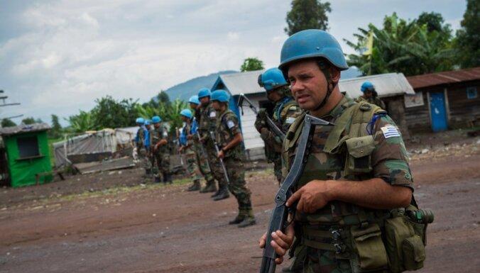 На границе Сирии взяли в плен 20 миротворцев ООН