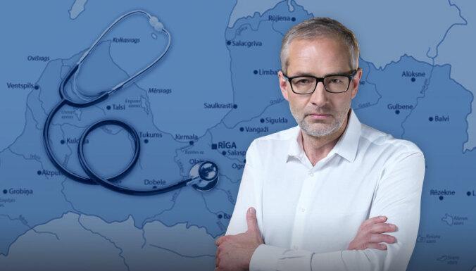 'Par ko balsot?' Ārstu trūkums, rindas un 'veselības nodeva'