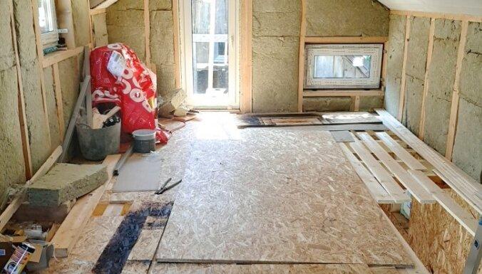 ФОТО. Мини-дом своими руками: всего 300 часов работы и 12 000 евро