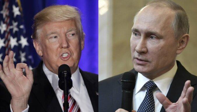 Белый дом анонсировал встречу Трампа с Путиным на саммите G20
