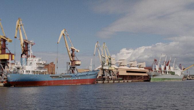 Перевалка грузов в латвийских портах упала на 14 млн тонн