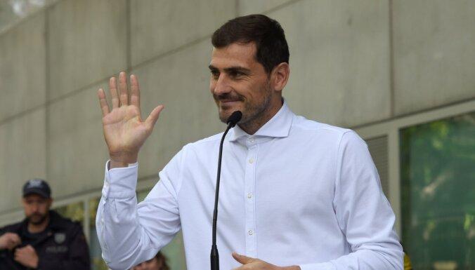 Kasiljass ierosina sarīkot leģendu 'El Clasico' labdarības spēli