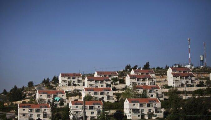 Поселению на Западном берегу отказали в легализации