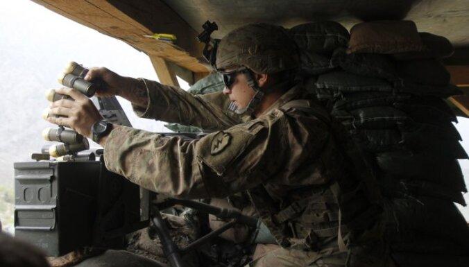 Nākamgad Afganistānā paliks papildu 1000 ASV karavīru