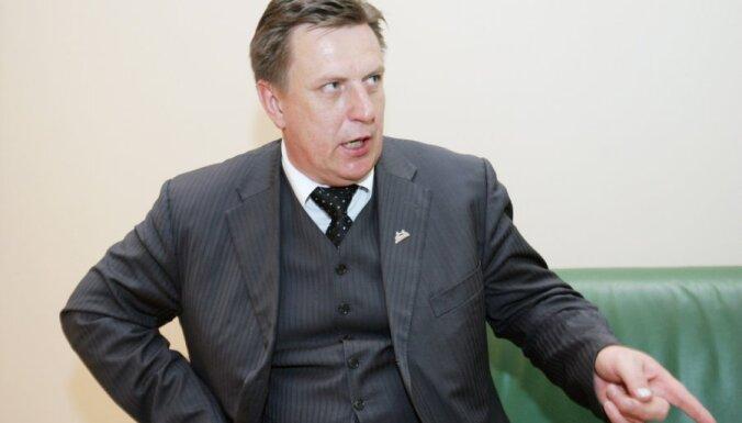 Кучинскис: СЗК придется предлагать своего премьер-министра