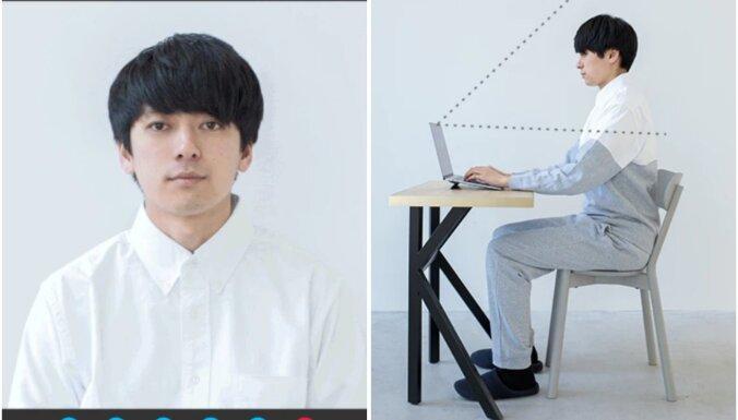 Izcili piemērots video zvaniem: radīts jauns produkts – krekla un džempera savienojums