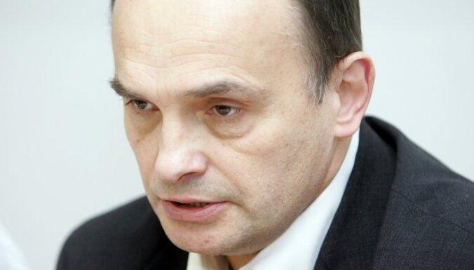 'Parex' izmeklēšanas komisijas pirmajā sēdē vadītāju neievēl; sēde 'iestrēgst'