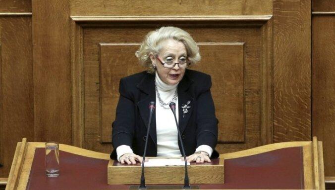 Премьер-министром Греции впервые назначена женщина