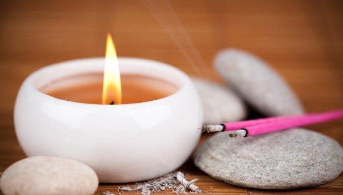 Pieci svētku aromāti labam noskaņojumam, prāta asumam un veselības uzlabošanai