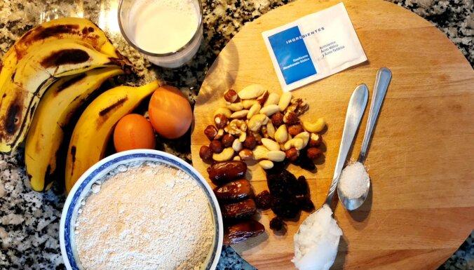 Вкусно и полезно: как дома испечь банановый хлеб
