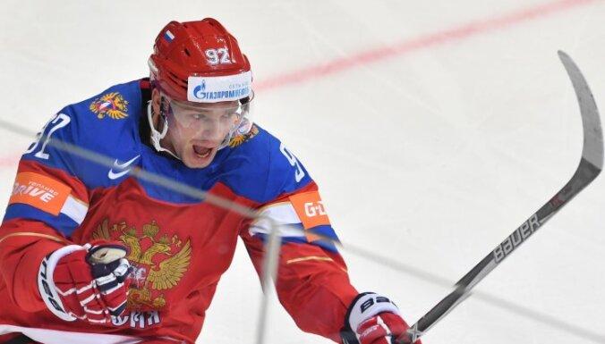 Сборная России обыграла чехов и стала победителем Евротура в общем зачете